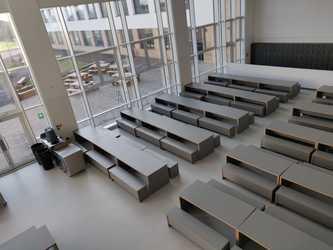 Dining Room  - SLS @ Ark Elvin Academy - Brent - 3 - SchoolHire