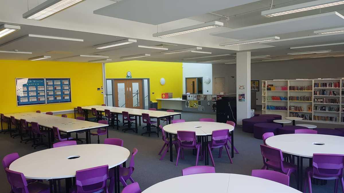 Library  - SLS @ Ark Elvin Academy - Brent - 1 - SchoolHire