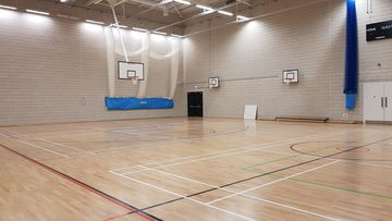 Sports Hall  - SLS @ Ark Elvin Academy - Brent - 2 - SchoolHire