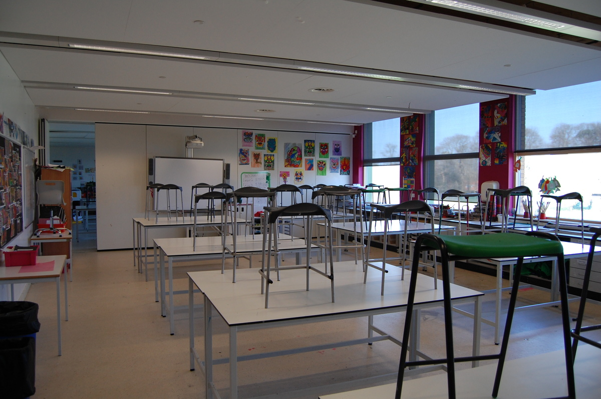 Art Room - City Academy Norwich - Norfolk - 1 - SchoolHire