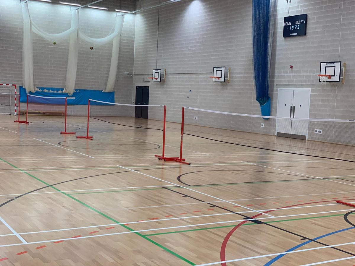 Sports Hall  - SLS @ Ark Elvin Academy - Brent - 4 - SchoolHire