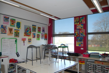Art Room - City Academy Norwich - Norfolk - 2 - SchoolHire
