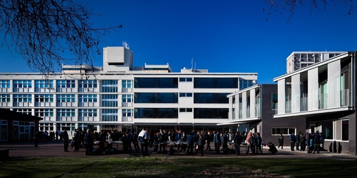 SLS @ Haggerston School - Hackney - 1 - SchoolHire