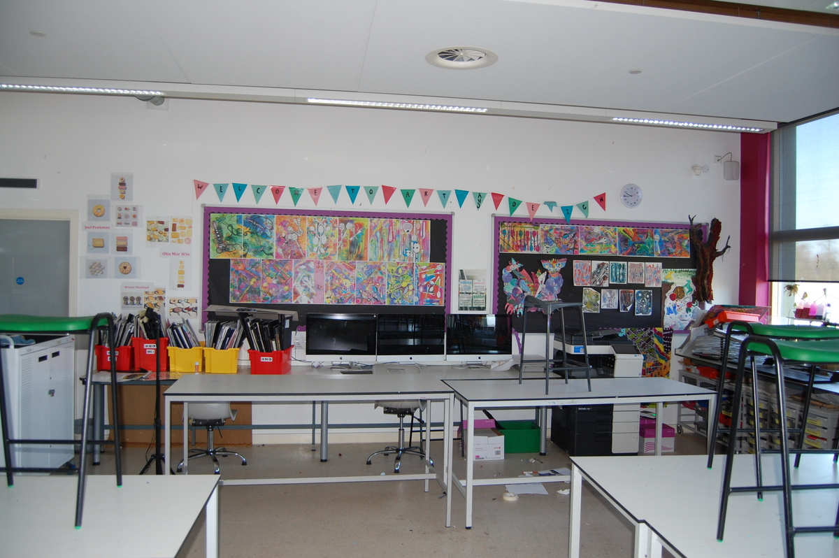 Art Room - City Academy Norwich - Norfolk - 4 - SchoolHire