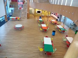 Atrium/ Main Hall - City Academy Norwich - Norfolk - 2 - SchoolHire