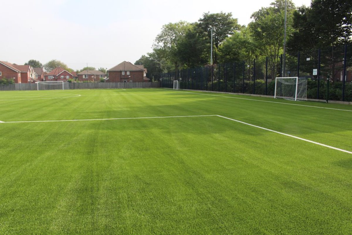 3G Pitch  - SLS @ Flixton Girls School - Manchester - 2 - SchoolHire