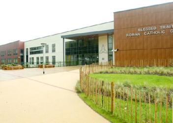 SLS @ Blessed Trinity RC College - Lancashire - 1 - SchoolHire