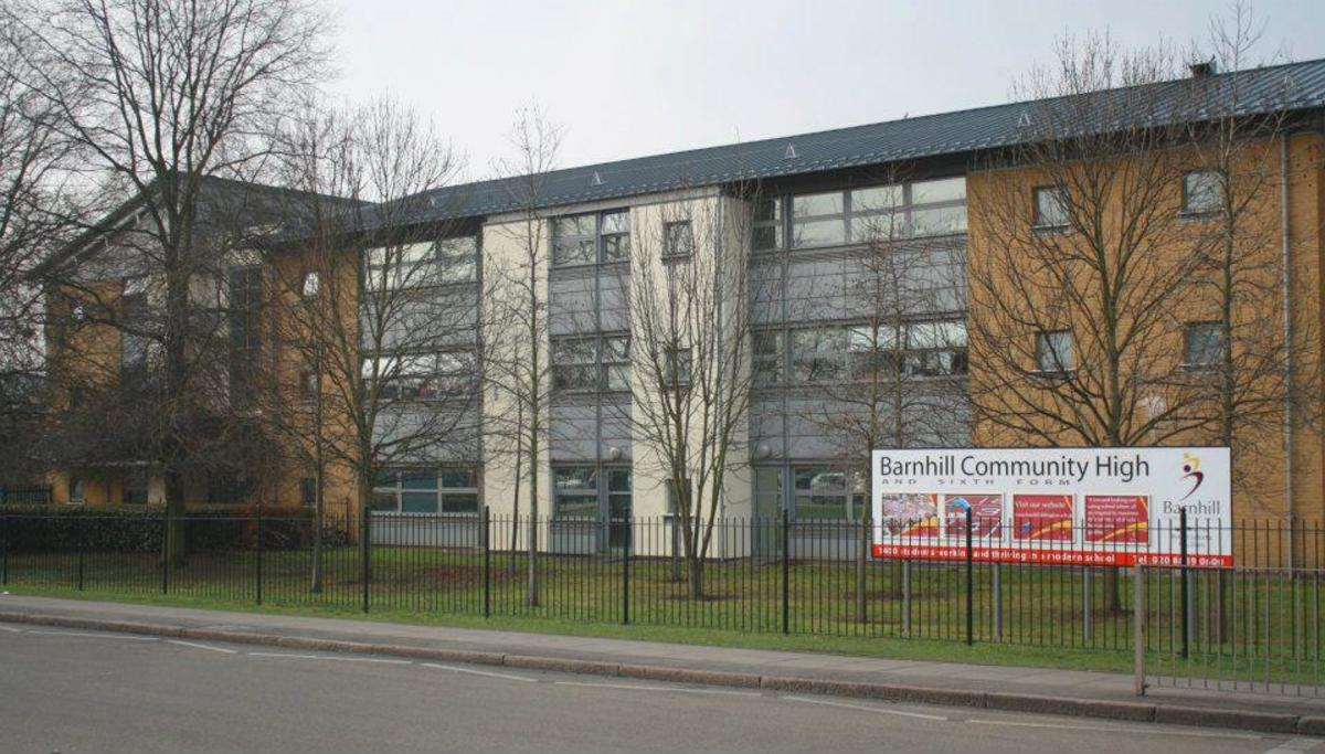 SLS @ Barnhill Community High - Hillingdon - 1 - SchoolHire