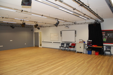 Dance and Drama Studio 2 - City Academy Norwich - Norfolk - 3 - SchoolHire