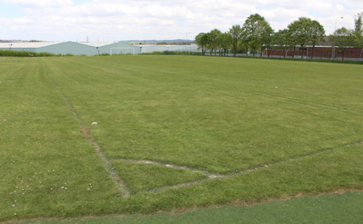 Grass Football Pitch - SLS @ St Peters Academy (Stoke) - Staffordshire - 1 - SchoolHire
