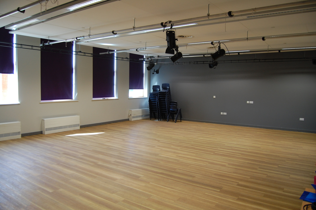 Dance and Drama Studio 2 - City Academy Norwich - Norfolk - 4 - SchoolHire
