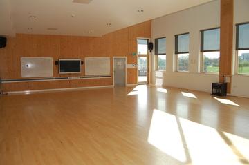 Dance Studio 1 (main studio) - City Academy Norwich - Norfolk - 1 - SchoolHire