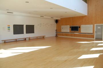 Dance Studio 1 (main studio) - City Academy Norwich - Norfolk - 2 - SchoolHire