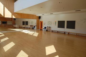 Dance Studio 1 (main studio) - City Academy Norwich - Norfolk - 3 - SchoolHire