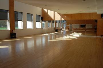 Dance Studio 1 (main studio) - City Academy Norwich - Norfolk - 4 - SchoolHire