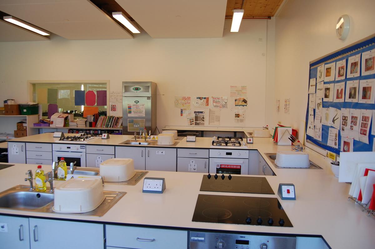 Food Technology Room - City Academy Norwich - Norfolk - 2 - SchoolHire