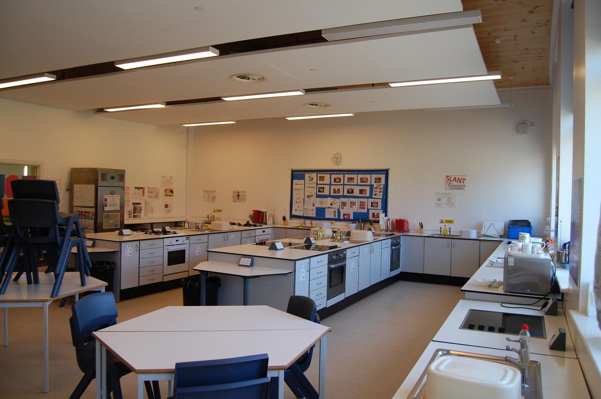 Food Technology Room - City Academy Norwich - Norfolk - 4 - SchoolHire