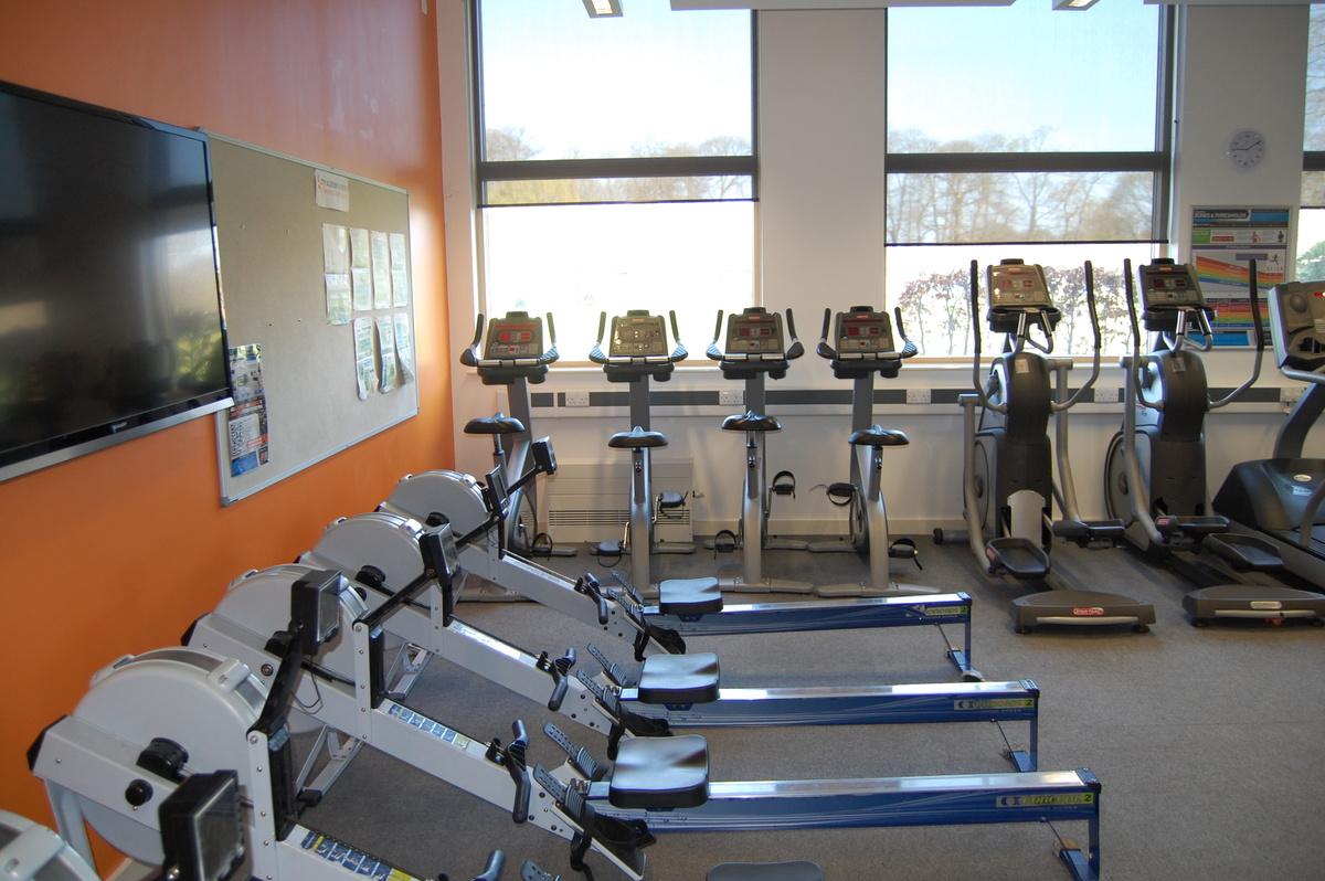 Gym - City Academy Norwich - Norfolk - 3 - SchoolHire