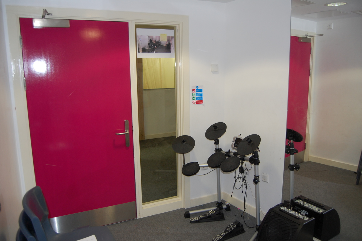 Music Practice Room - City Academy Norwich - Norfolk - 1 - SchoolHire