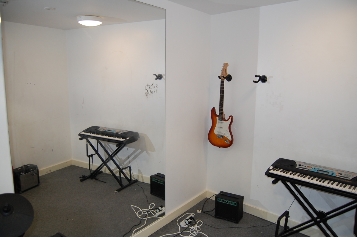 Music Practice Room - City Academy Norwich - Norfolk - 2 - SchoolHire