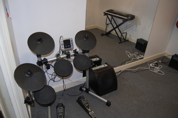 Music Practice Room - City Academy Norwich - Norfolk - 3 - SchoolHire