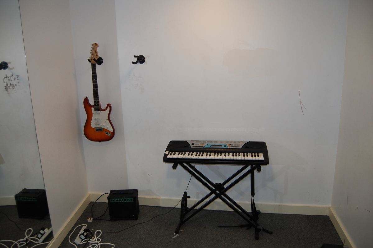 Music Practice Room - City Academy Norwich - Norfolk - 4 - SchoolHire
