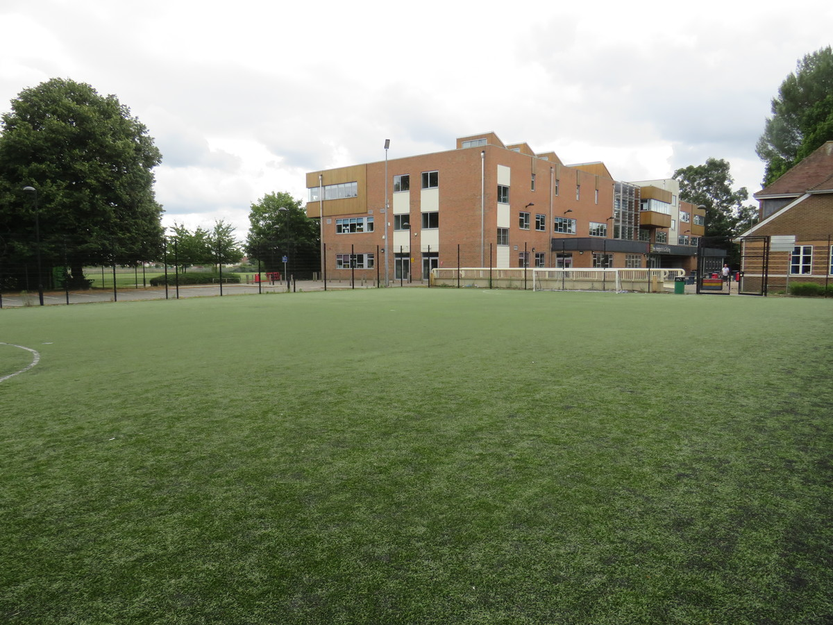 3G Pitch - Heston Community School - Hounslow - 2 - SchoolHire