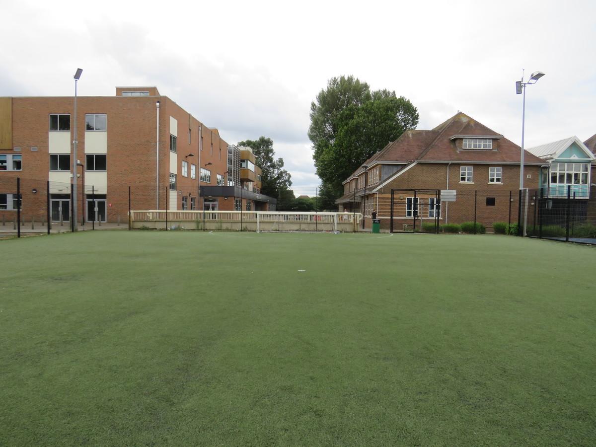 3G Pitch - Heston Community School - Hounslow - 4 - SchoolHire