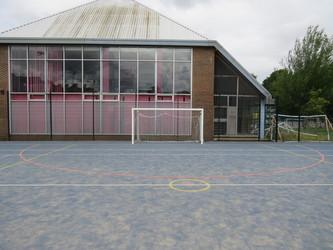 Blue Pitch - Heston Community School - Hounslow - 4 - SchoolHire
