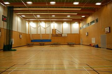 Sports Hall - City Academy Norwich - Norfolk - 1 - SchoolHire