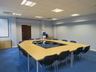 Conference Room CR1 - Heston Community School - Hounslow - 2 - SchoolHire