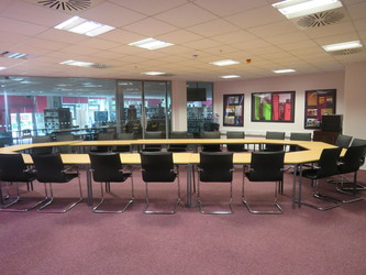 Conference Room CR3 - Heston Community School - Hounslow - 2 - SchoolHire