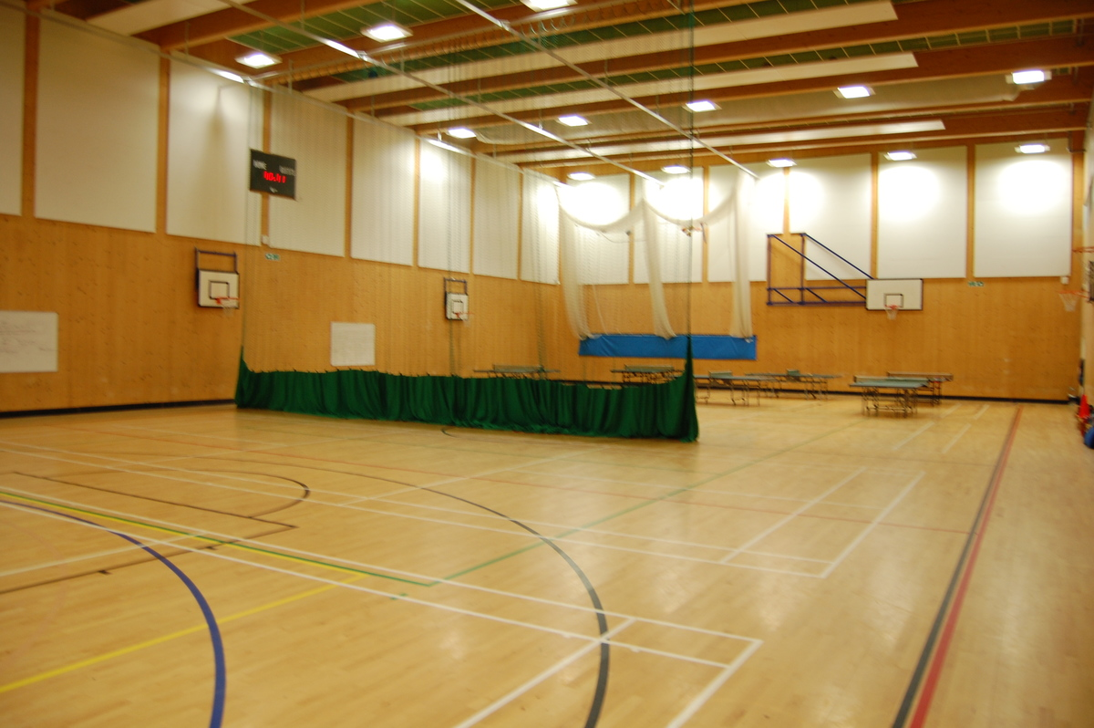 Sports Hall - City Academy Norwich - Norfolk - 2 - SchoolHire