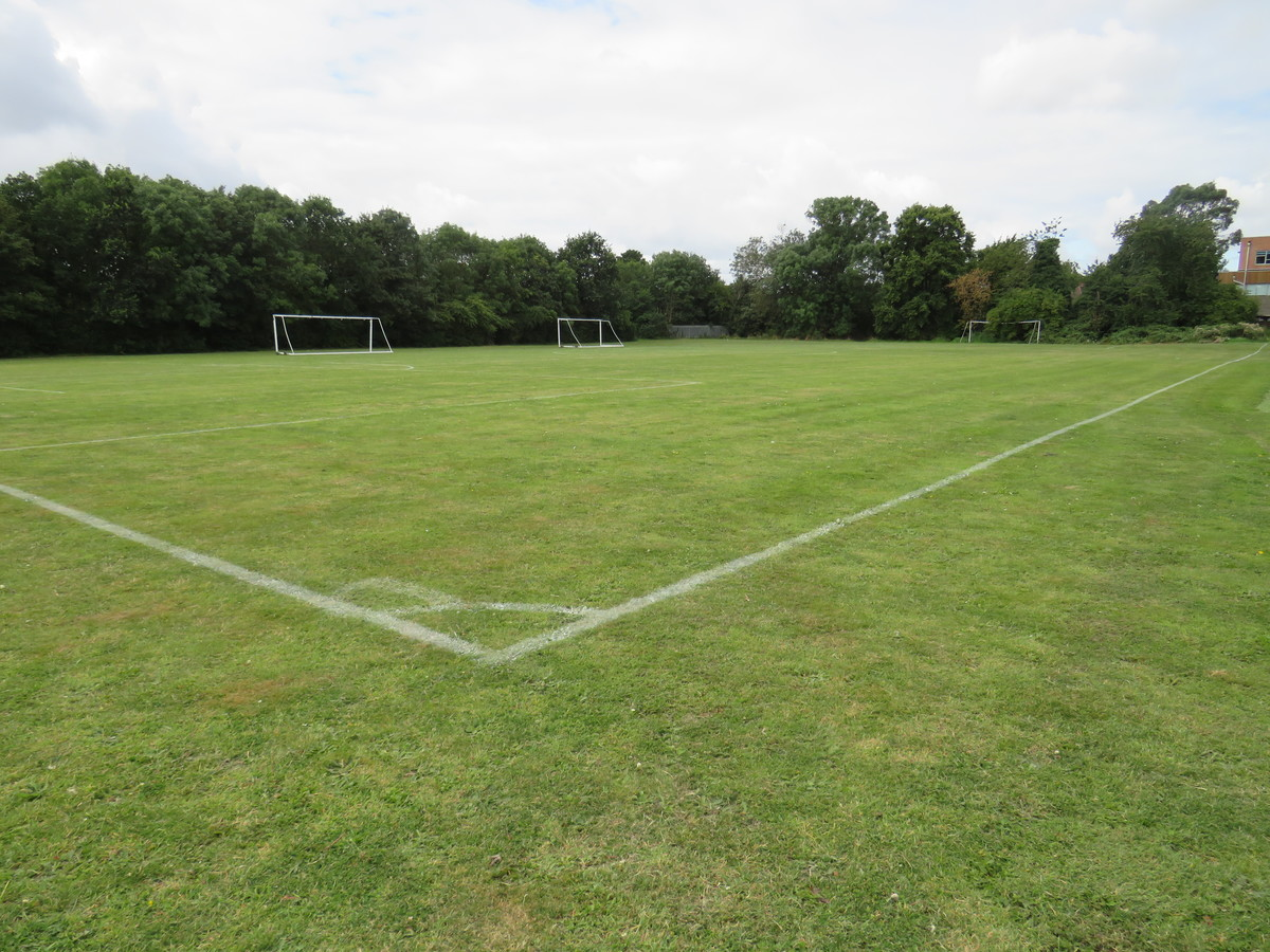 Grass Pitch - Heston Community School - Hounslow - 1 - SchoolHire