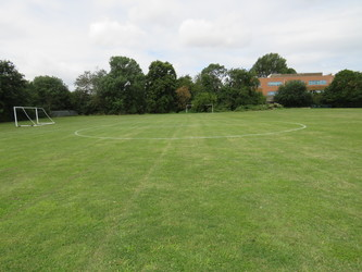 Grass Pitch - Heston Community School - Hounslow - 2 - SchoolHire