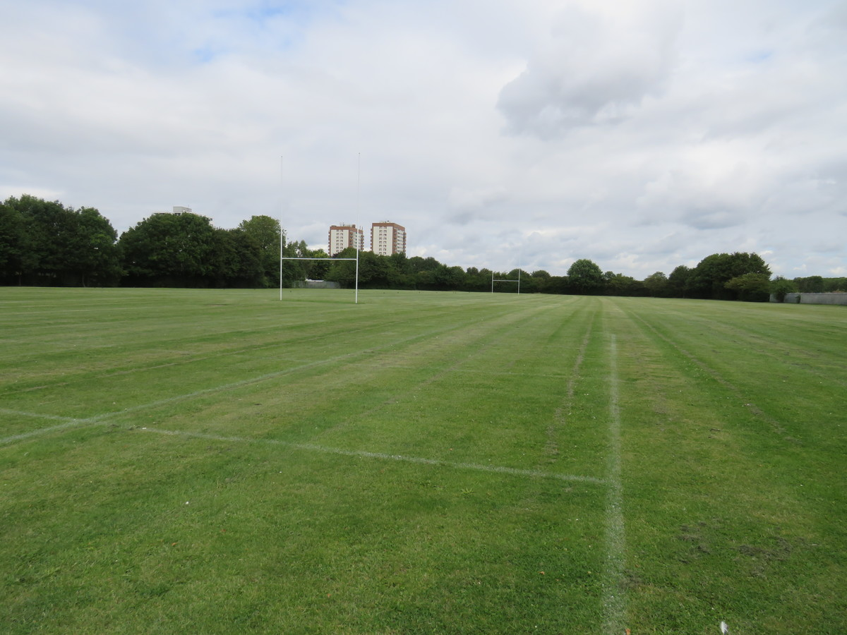Grass Pitch - Heston Community School - Hounslow - 3 - SchoolHire