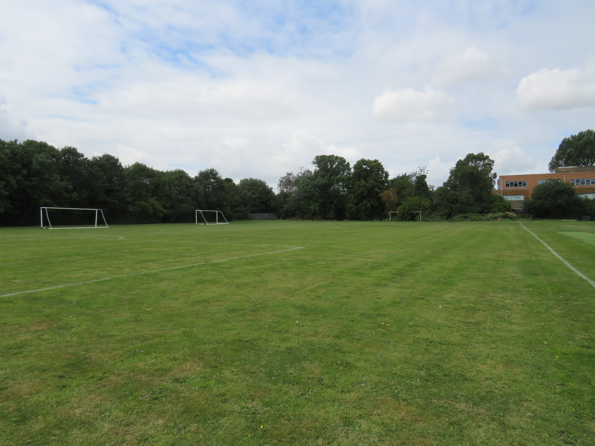 Grass Pitch - Heston Community School - Hounslow - 4 - SchoolHire