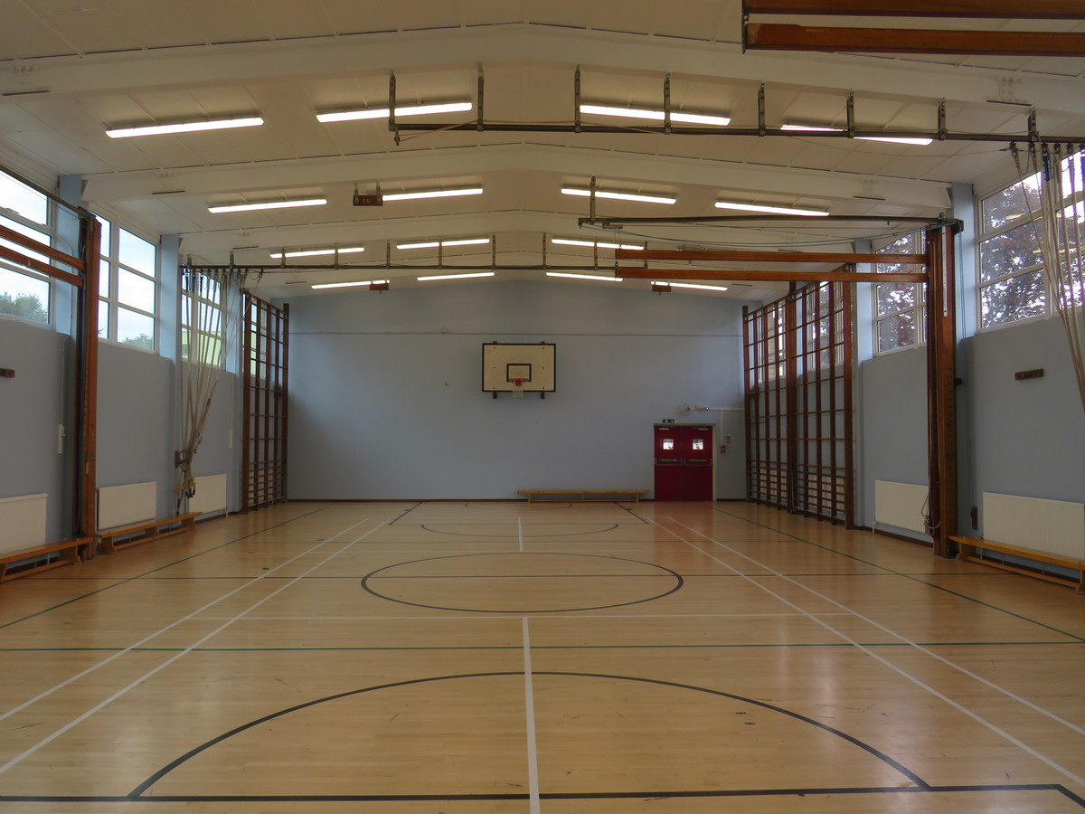 School Gym - Heston Community School - Hounslow - 1 - SchoolHire