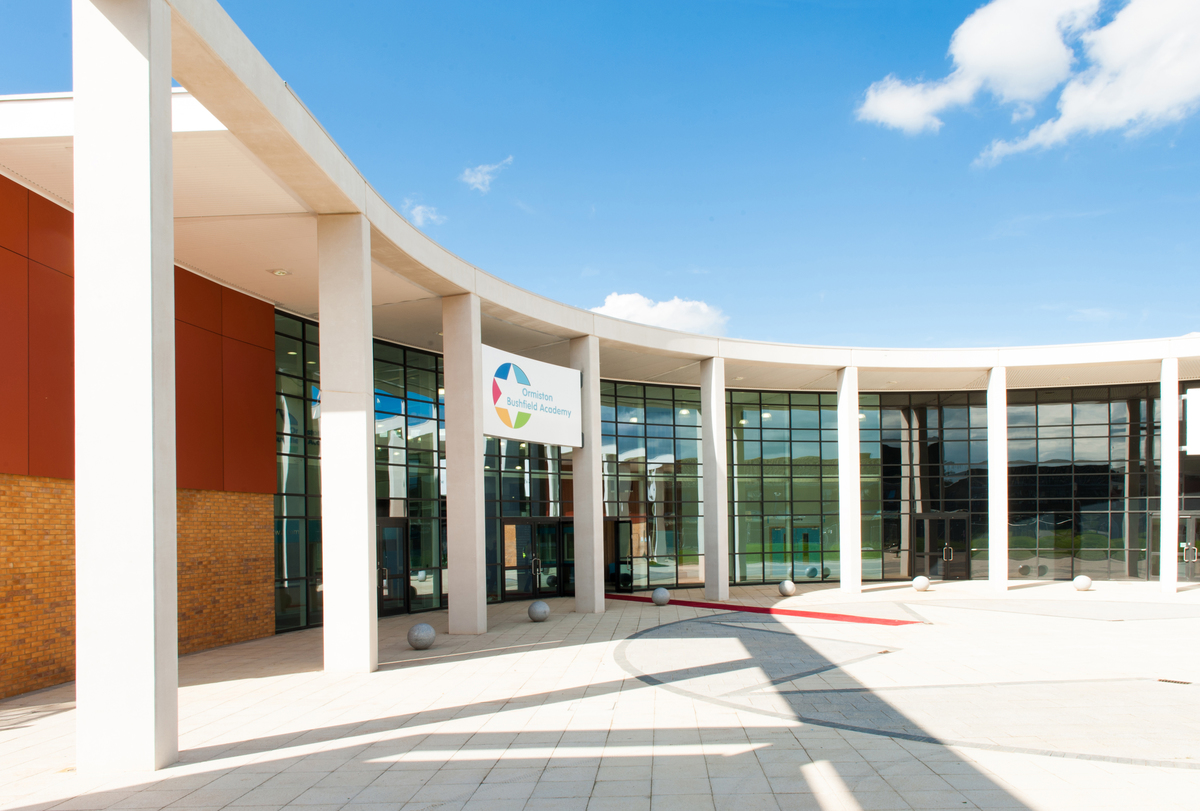 SLS @ Ormiston Bushfield Academy - Peterborough - 1 - SchoolHire
