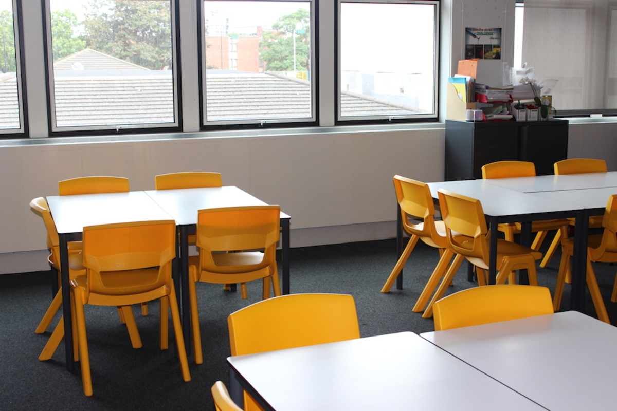Classroom - SLS @ Haggerston School - Hackney - 1 - SchoolHire