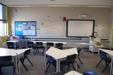 Sixth Form Classroom - City Academy Norwich - Norfolk - 1 - SchoolHire