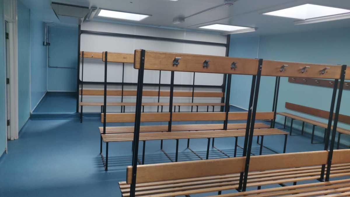 Sports Hall - SLS @ Dinnington High School - Sheffield - 6 - SchoolHire