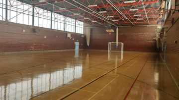 Sports Hall - SLS @ Dinnington High School - Sheffield - 2 - SchoolHire