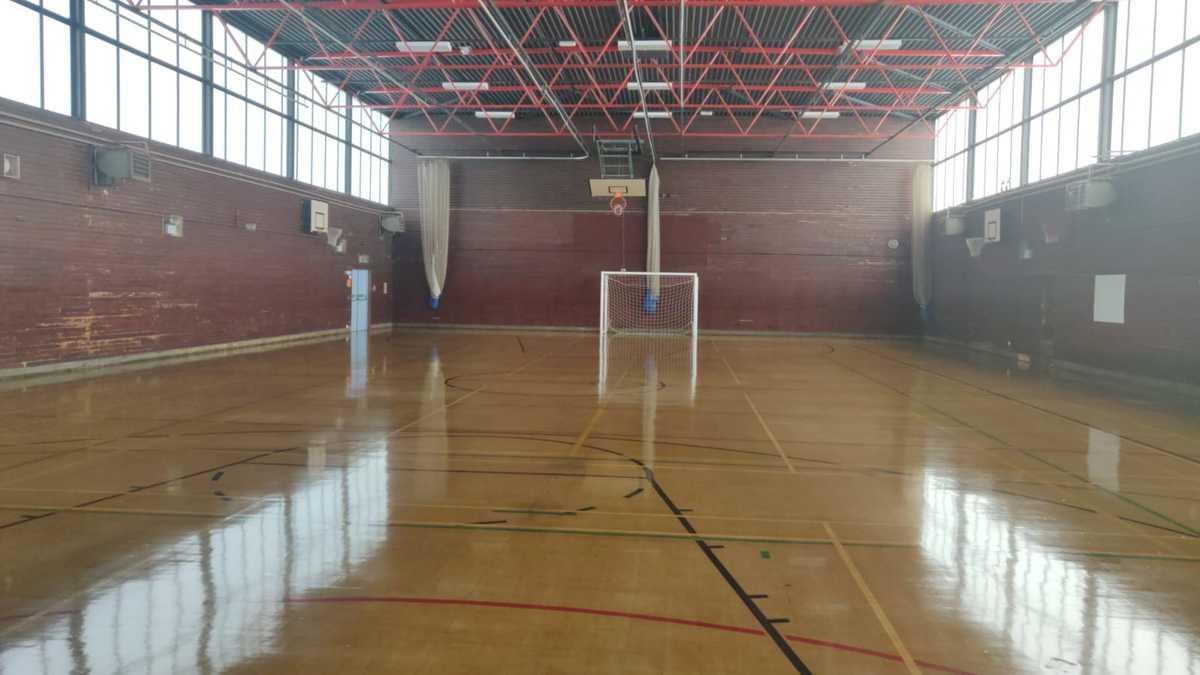 Sports Hall - SLS @ Dinnington High School - Sheffield - 4 - SchoolHire