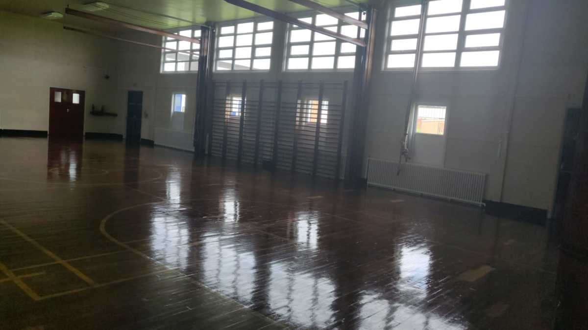 Old Gymnasium - SLS @ Dinnington High School - Sheffield - 2 - SchoolHire