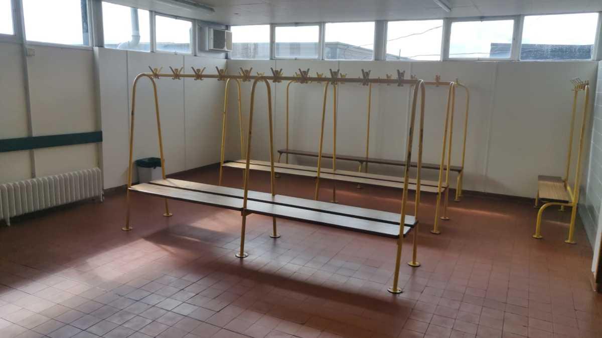 New Gymnasium - SLS @ Dinnington High School - Sheffield - 2 - SchoolHire