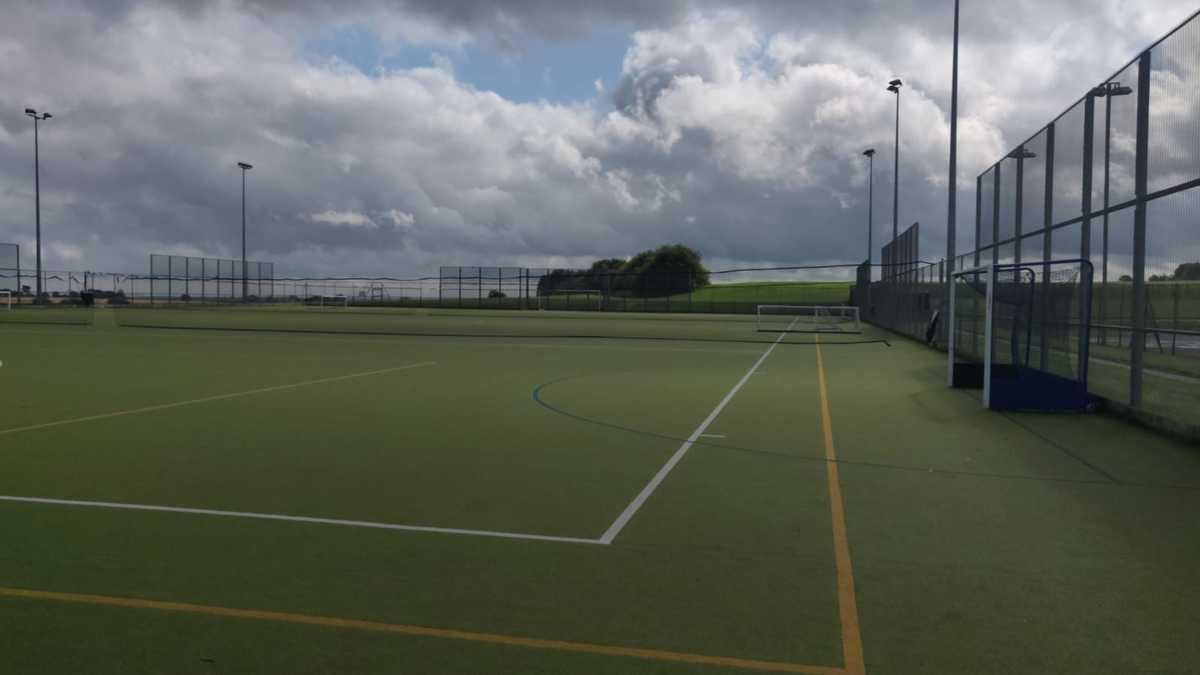 Floodlit Astro - SLS @ Dinnington High School - Sheffield - 3 - SchoolHire