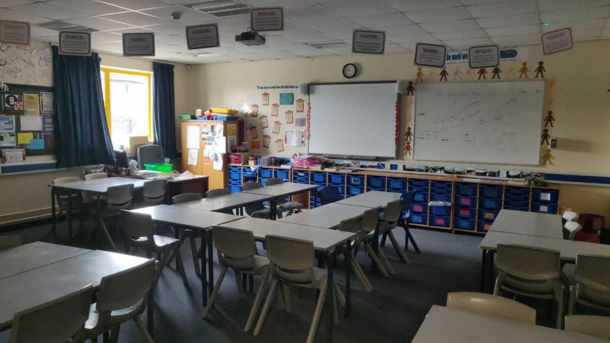 Classrooms - SLS @ Dinnington High School - Sheffield - 2 - SchoolHire
