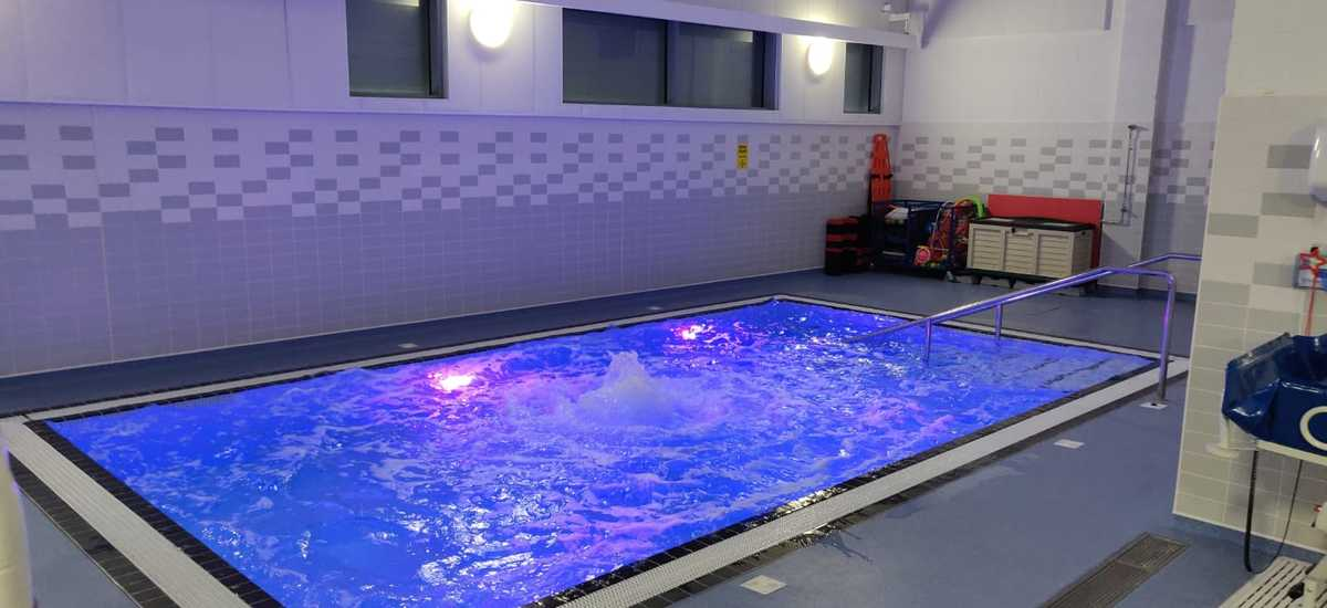 Redbridge Hydrotherapy Pool - SLS @ Redbridge Bank View High Schools - Liverpool - 4 - SchoolHire