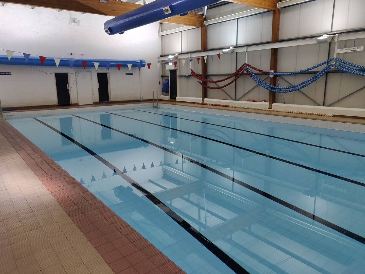 Swimming Pool  - SLS @ St Edwards College - Liverpool - 4 - SchoolHire